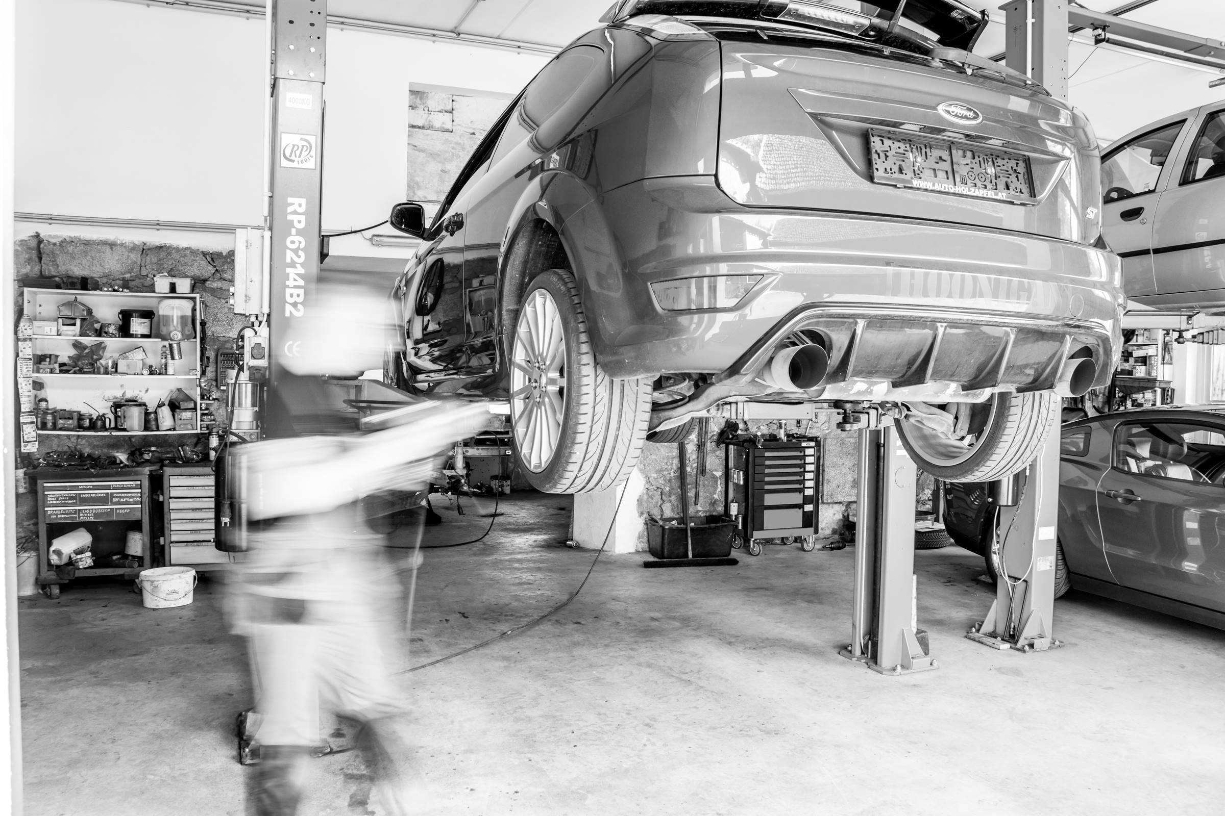 Auto Holzapfel - Ihre KFZ Werkstatt im Bezirk Schärding